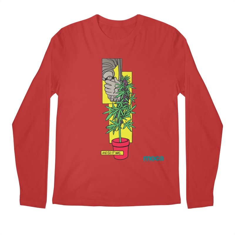 Mosher Show Men's Regular Longsleeve T-Shirt by MOCA