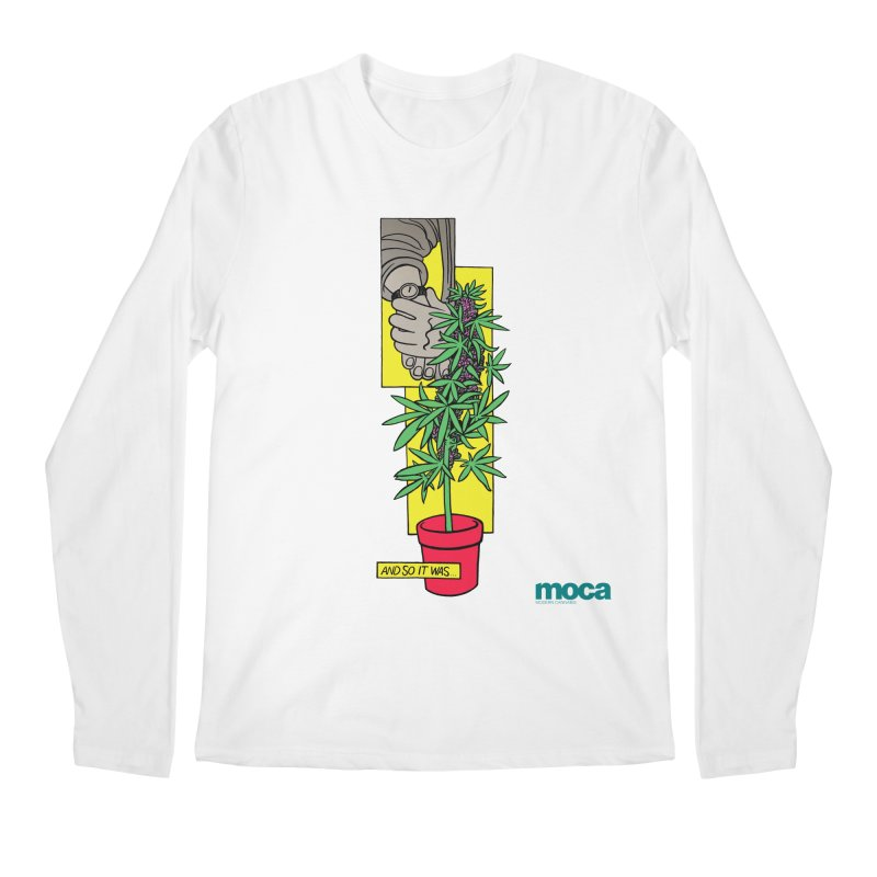Mosher Show Men's Regular Longsleeve T-Shirt by MOCA