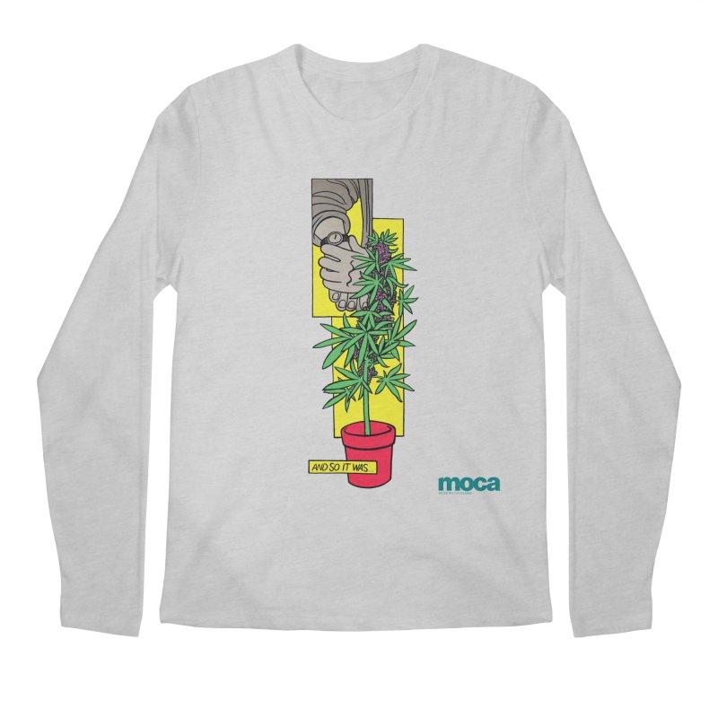 Mosher Show Men's Regular Longsleeve T-Shirt by MOCAshop's Artist Shop
