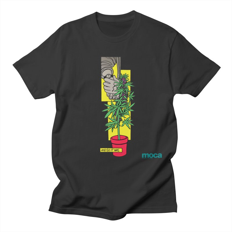 Mosher Show Men's Regular T-Shirt by MOCA