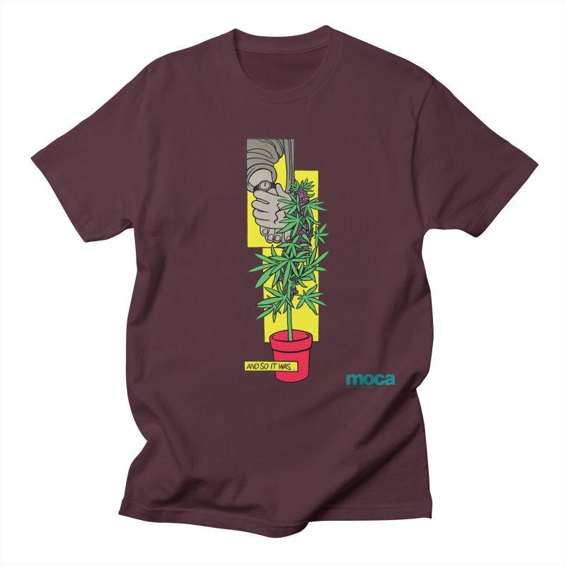 Mosher Show Men's Regular T-Shirt by MOCA
