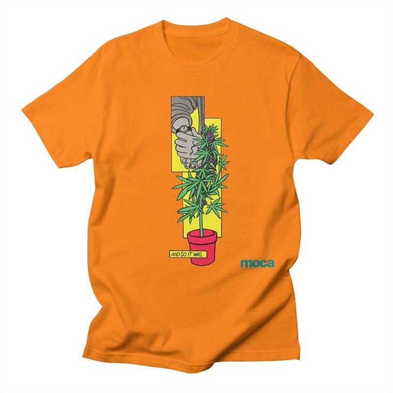 Mosher Show Men's T-Shirt by MOCA