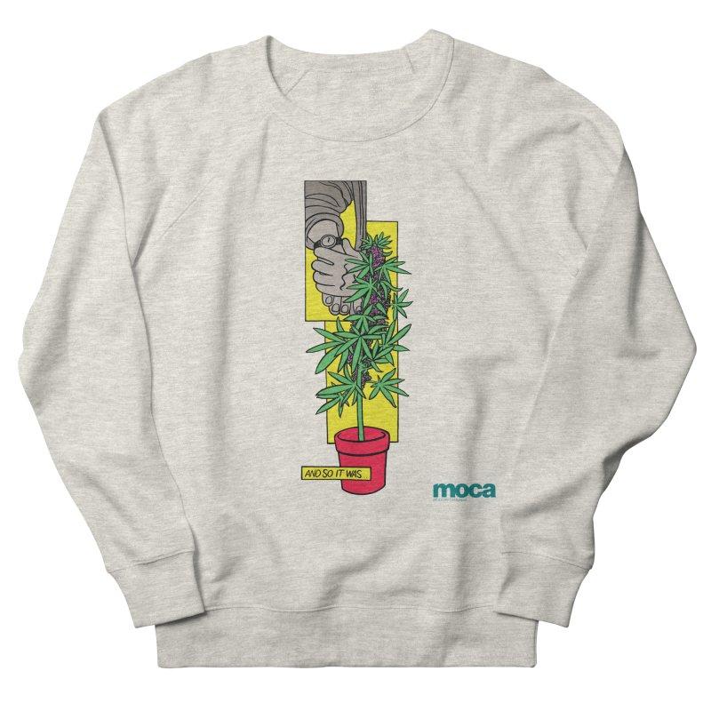 Mosher Show Women's French Terry Sweatshirt by MOCA