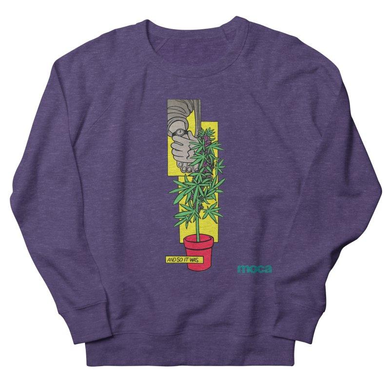 Mosher Show Men's French Terry Sweatshirt by MOCA