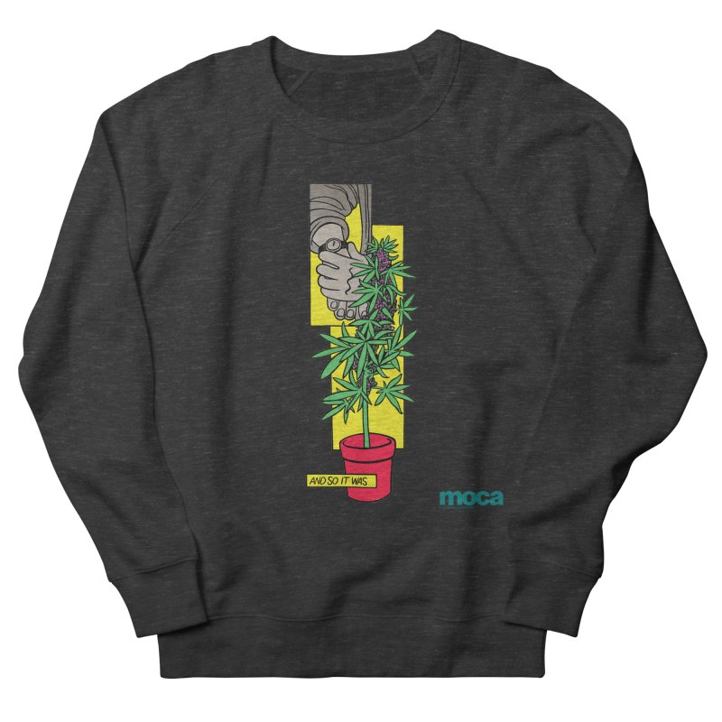 Mosher Show Men's French Terry Sweatshirt by MOCA