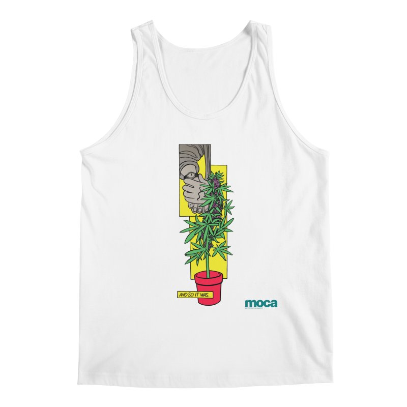 Mosher Show Men's Tank by MOCA