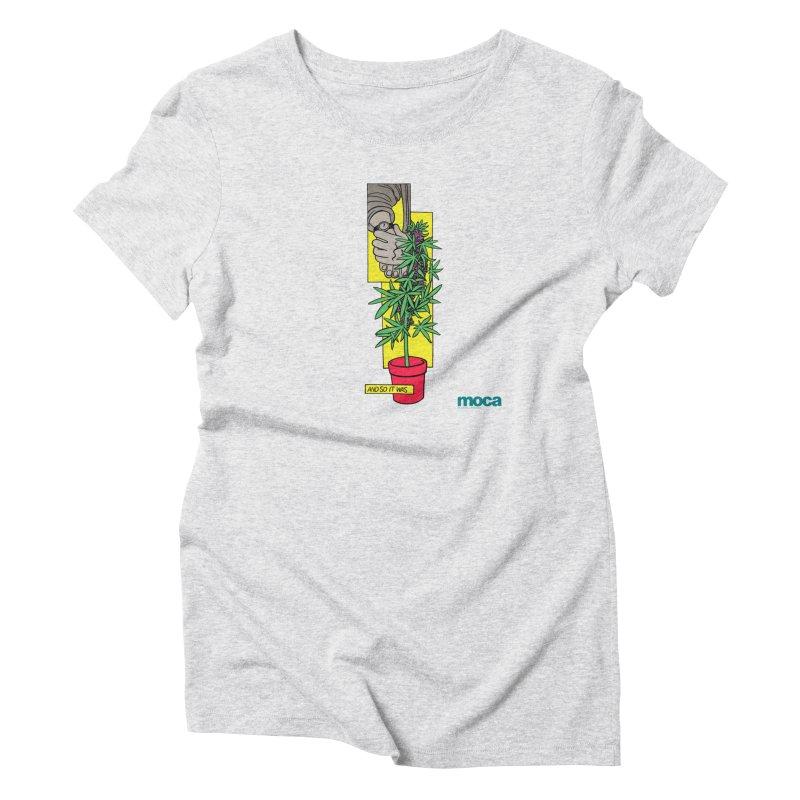 Mosher Show Women's T-Shirt by MOCA