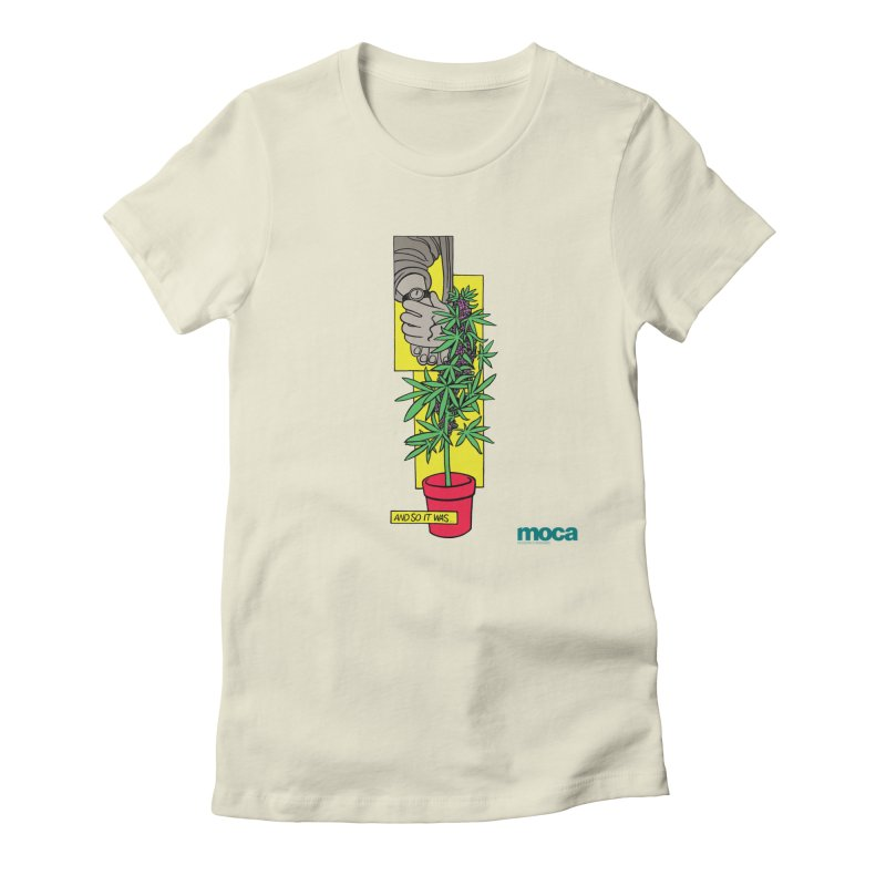 Mosher Show Women's Fitted T-Shirt by MOCA