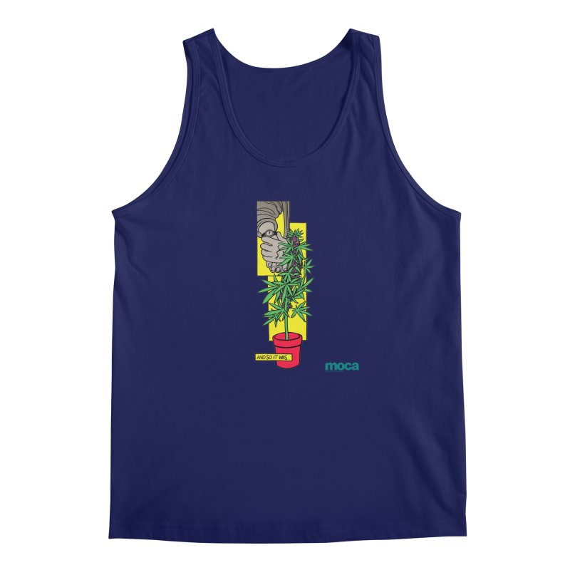 Mosher Show Men's Regular Tank by MOCAshop's Artist Shop