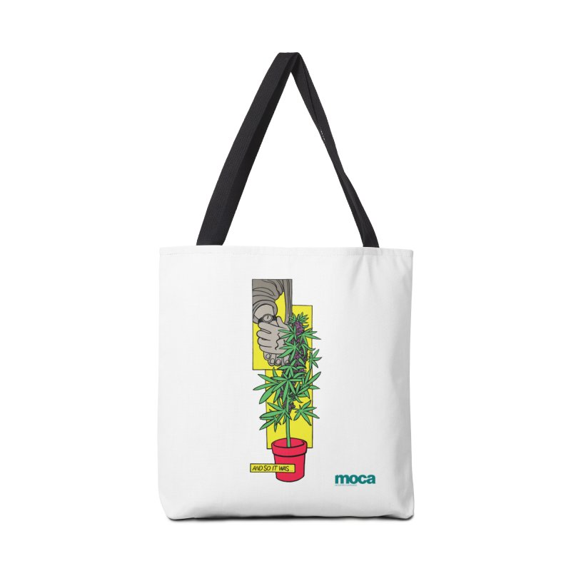 Mosher Show Accessories Bag by MOCAshop's Artist Shop