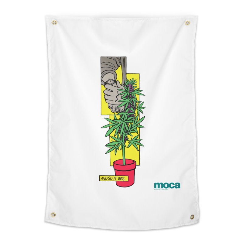 Mosher Show Home Tapestry by MOCAshop's Artist Shop