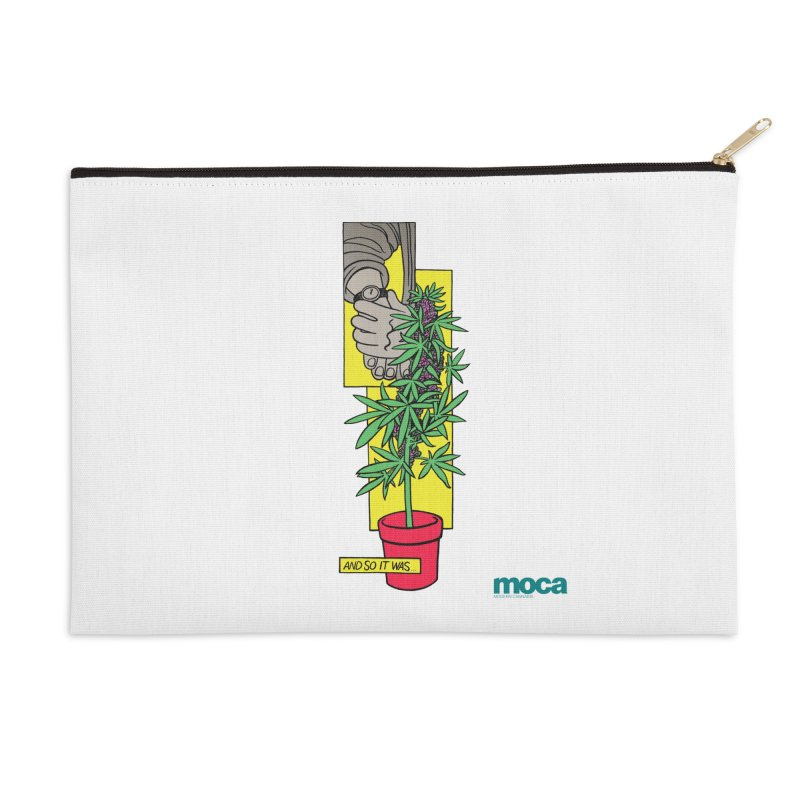 Mosher Show Accessories Zip Pouch by MOCA