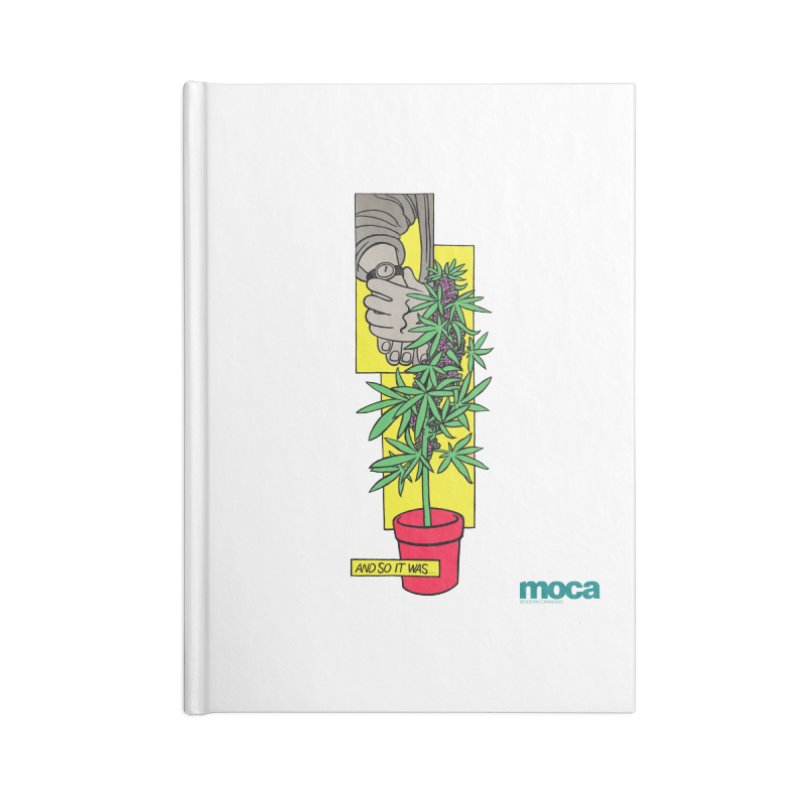 Mosher Show Accessories Notebook by MOCA
