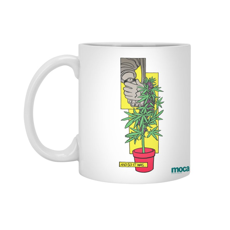 Mosher Show Accessories Mug by MOCA