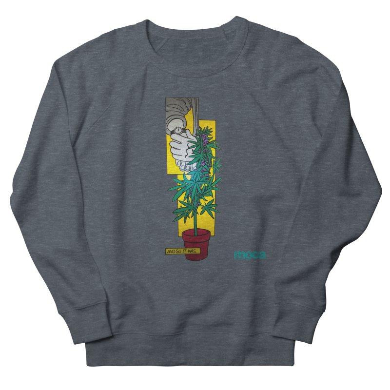 Mosher Show Men's Sweatshirt by MOCAshop's Artist Shop