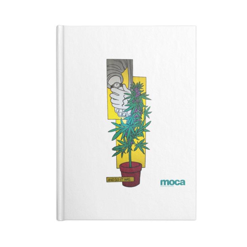 Mosher Show Accessories Notebook by MOCAshop's Artist Shop