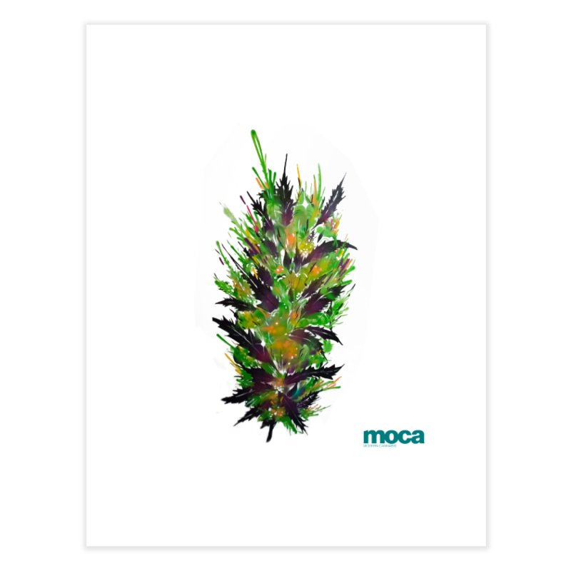 Nick Fonte Home Fine Art Print by MOCAshop's Artist Shop
