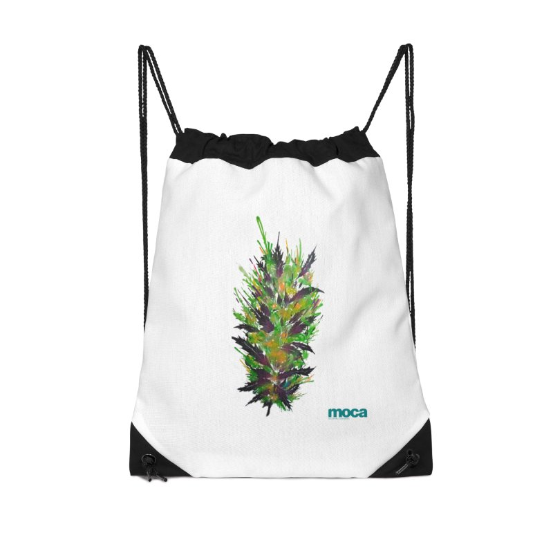 Nick Fonte Accessories Drawstring Bag Bag by MOCA
