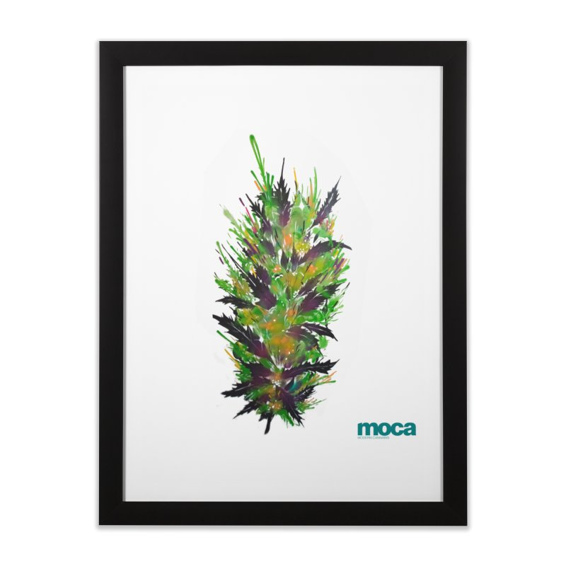 Nick Fonte Home Framed Fine Art Print by MOCA