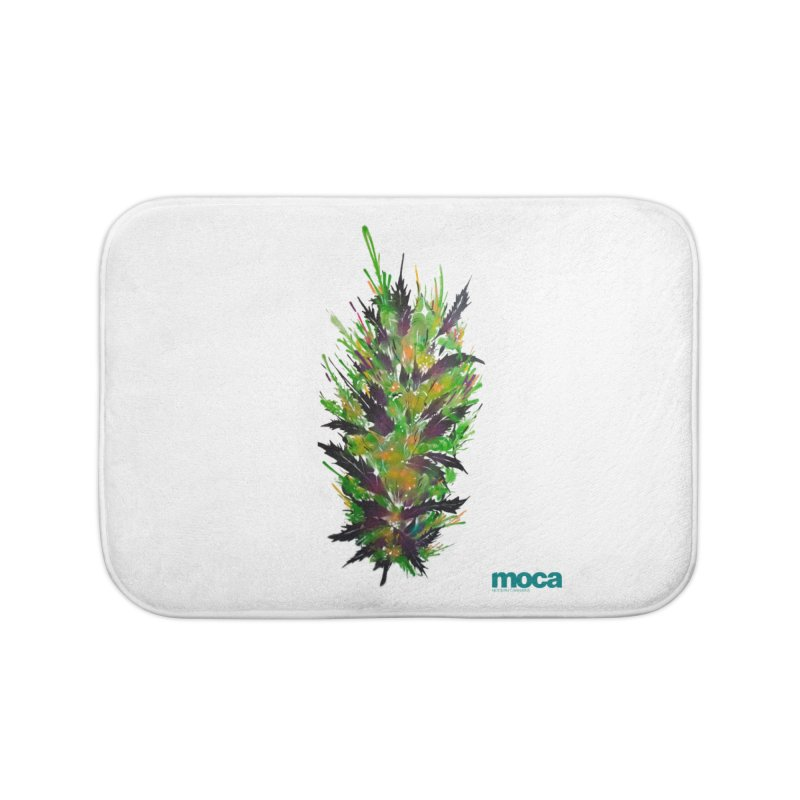Nick Fonte Home Bath Mat by MOCAshop's Artist Shop