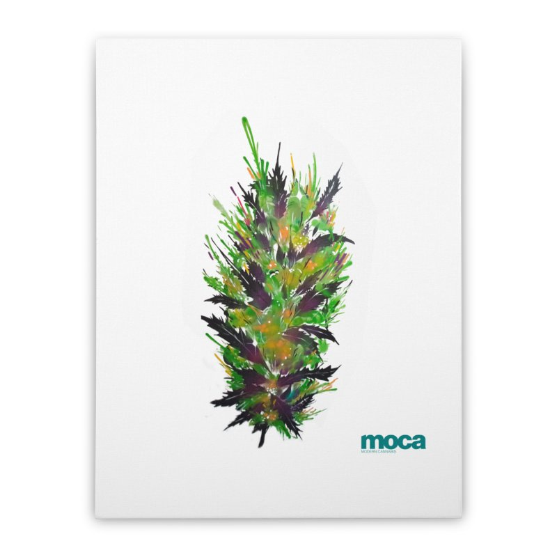 Nick Fonte Home Stretched Canvas by MOCAshop's Artist Shop