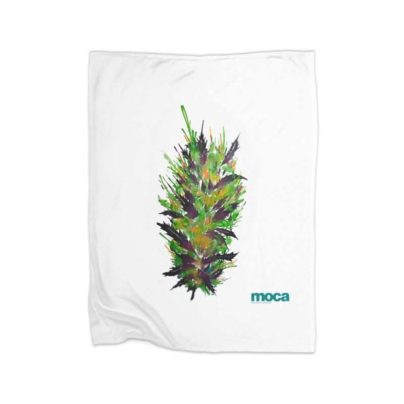 Nick Fonte Home Blanket by MOCAshop's Artist Shop