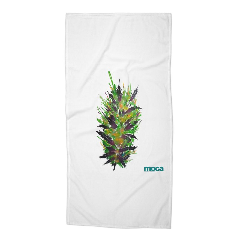 Nick Fonte Accessories Beach Towel by MOCAshop's Artist Shop