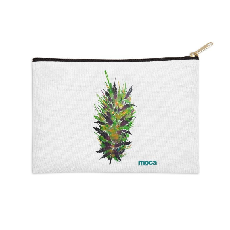 Nick Fonte Accessories Zip Pouch by MOCAshop's Artist Shop
