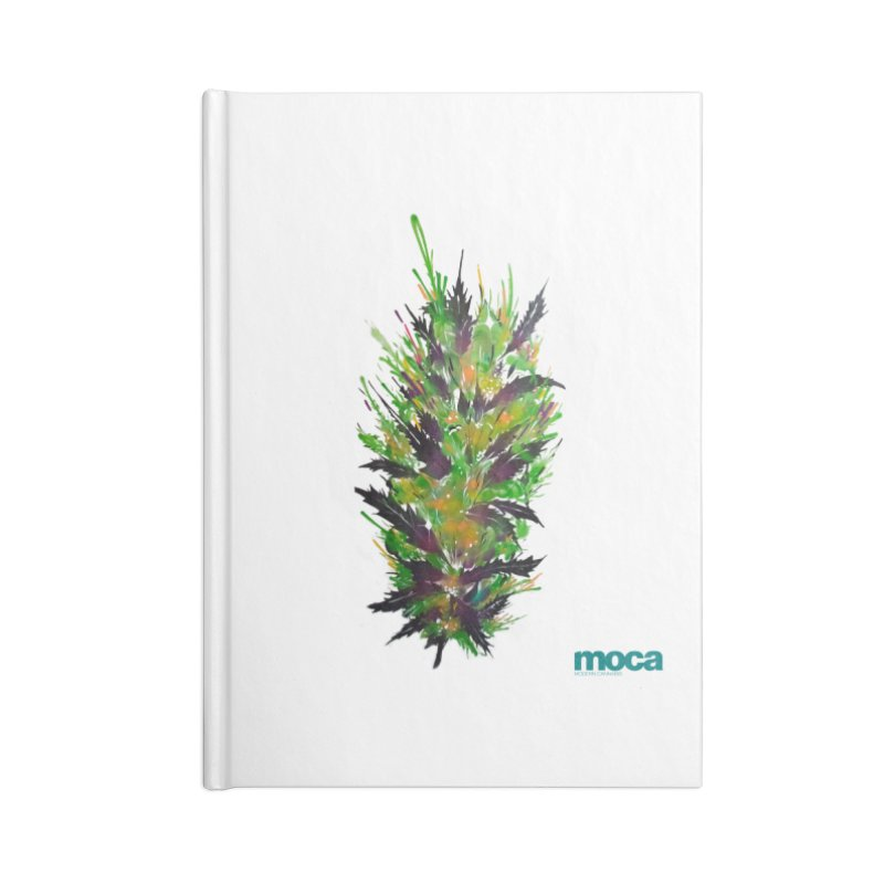 Nick Fonte Accessories Lined Journal Notebook by MOCA