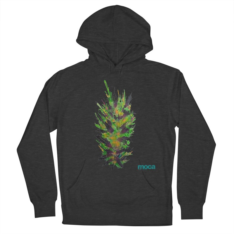 Nick Fonte Women's French Terry Pullover Hoody by MOCAshop's Artist Shop