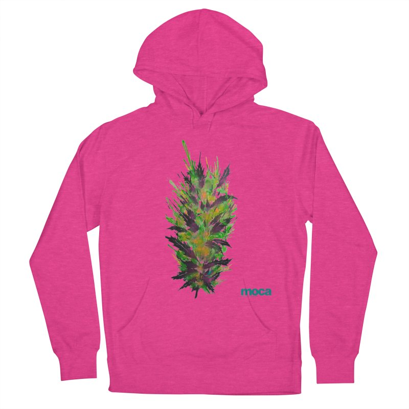 Nick Fonte Women's French Terry Pullover Hoody by MOCA