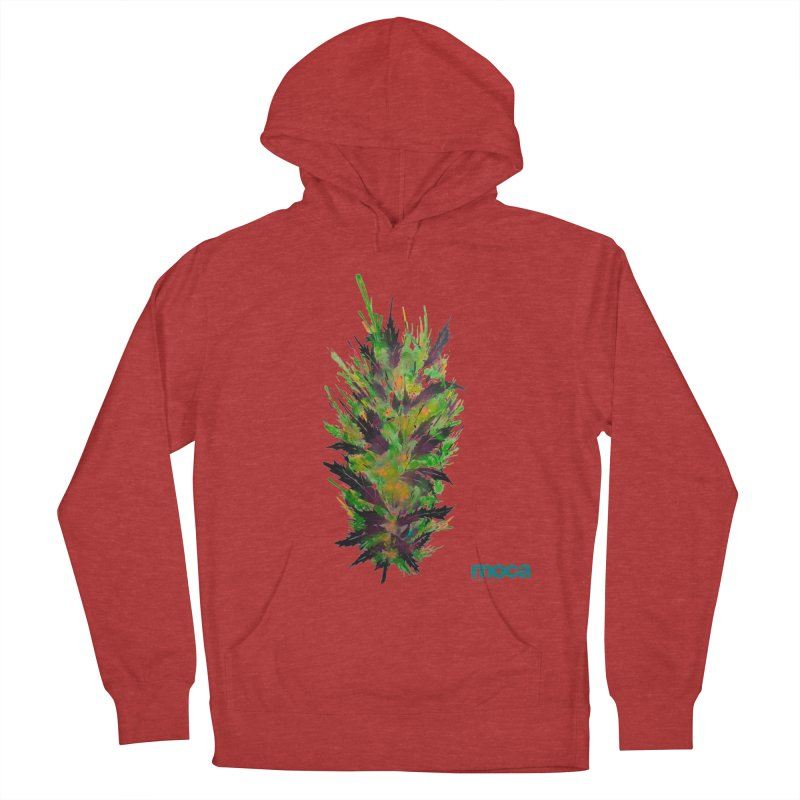 Nick Fonte Men's French Terry Pullover Hoody by MOCA