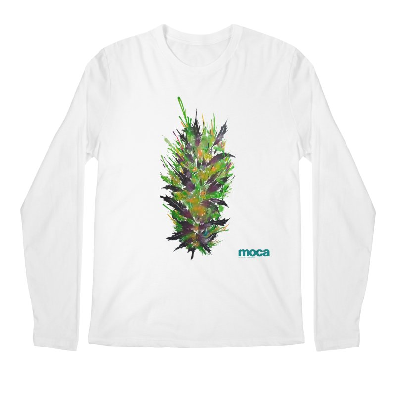 Nick Fonte Men's Longsleeve T-Shirt by MOCAshop's Artist Shop