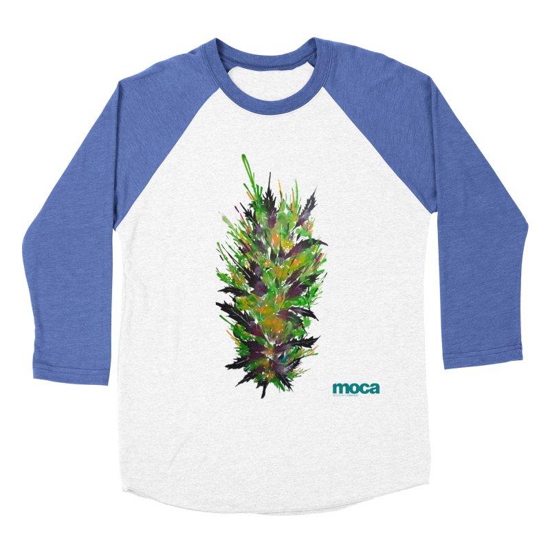 Nick Fonte Women's Baseball Triblend Longsleeve T-Shirt by MOCA