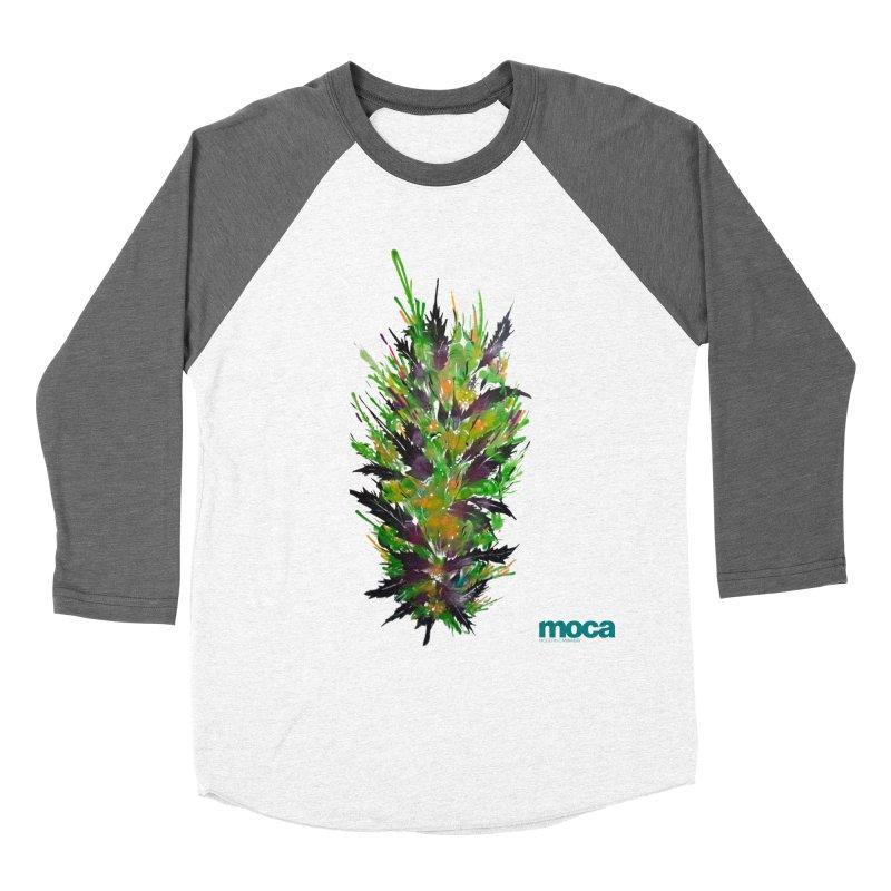 Nick Fonte Men's Baseball Triblend T-Shirt by MOCAshop's Artist Shop