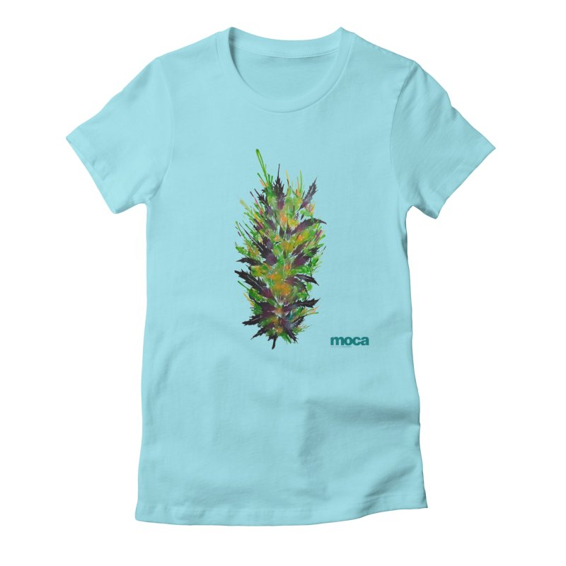 Nick Fonte Women's Fitted T-Shirt by MOCA