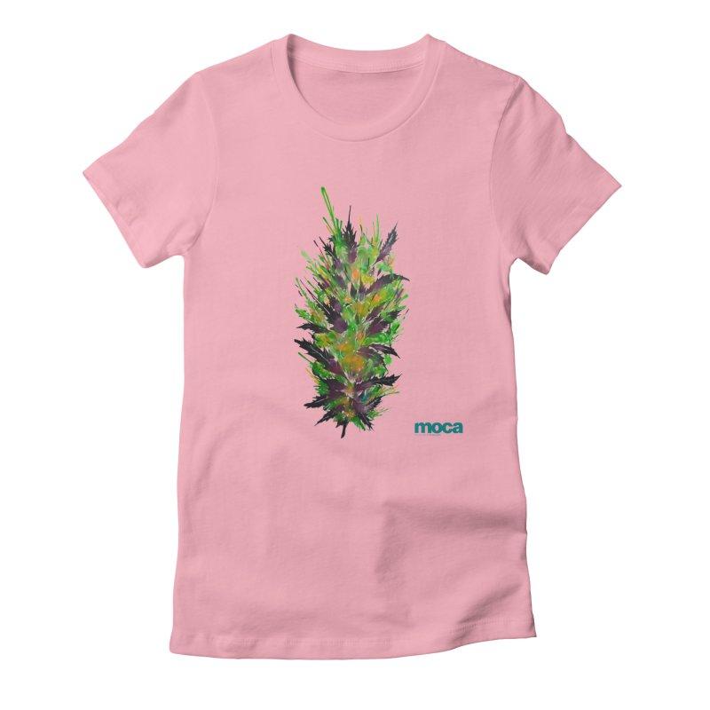 Nick Fonte Women's Fitted T-Shirt by MOCAshop's Artist Shop