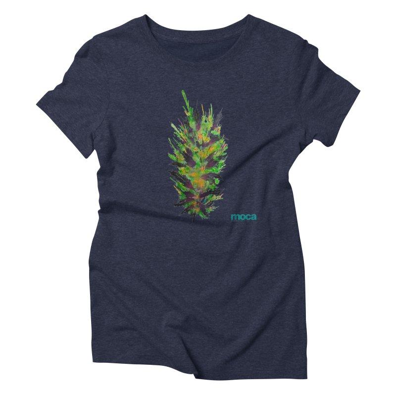 Nick Fonte Women's Triblend T-Shirt by MOCA