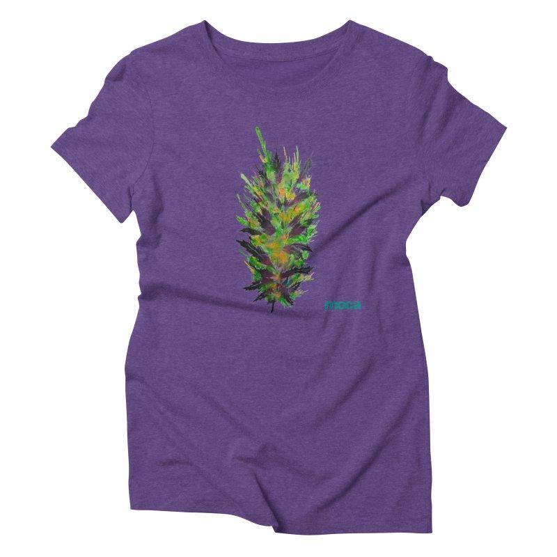 Nick Fonte Women's Triblend T-Shirt by MOCAshop's Artist Shop