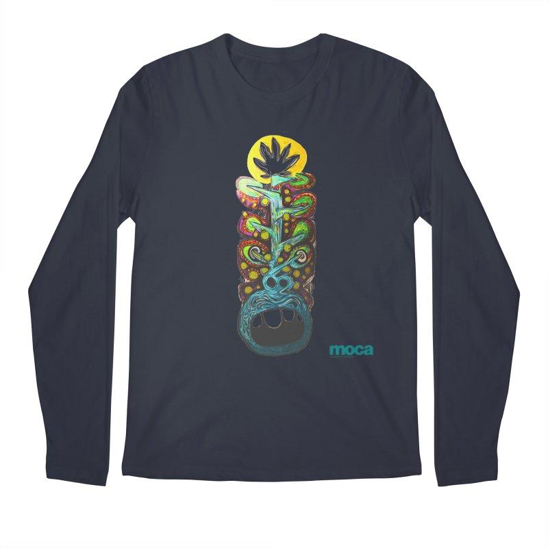 Pat Kneer Men's Regular Longsleeve T-Shirt by MOCAshop's Artist Shop