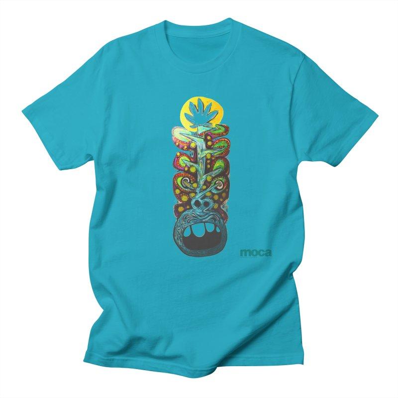 Pat Kneer Men's Regular T-Shirt by MOCA
