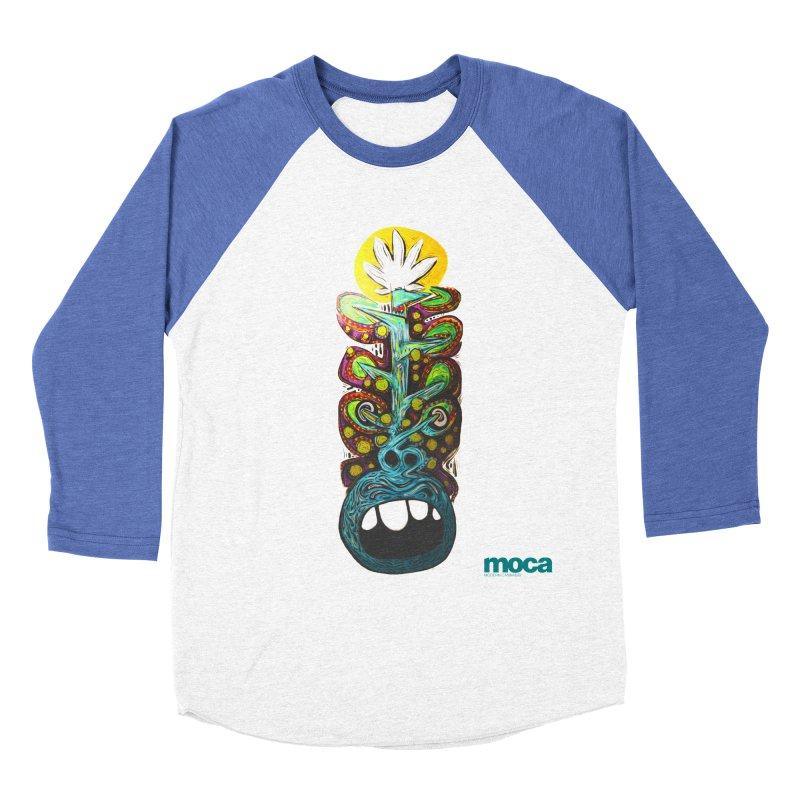 Pat Kneer Women's Baseball Triblend Longsleeve T-Shirt by MOCA