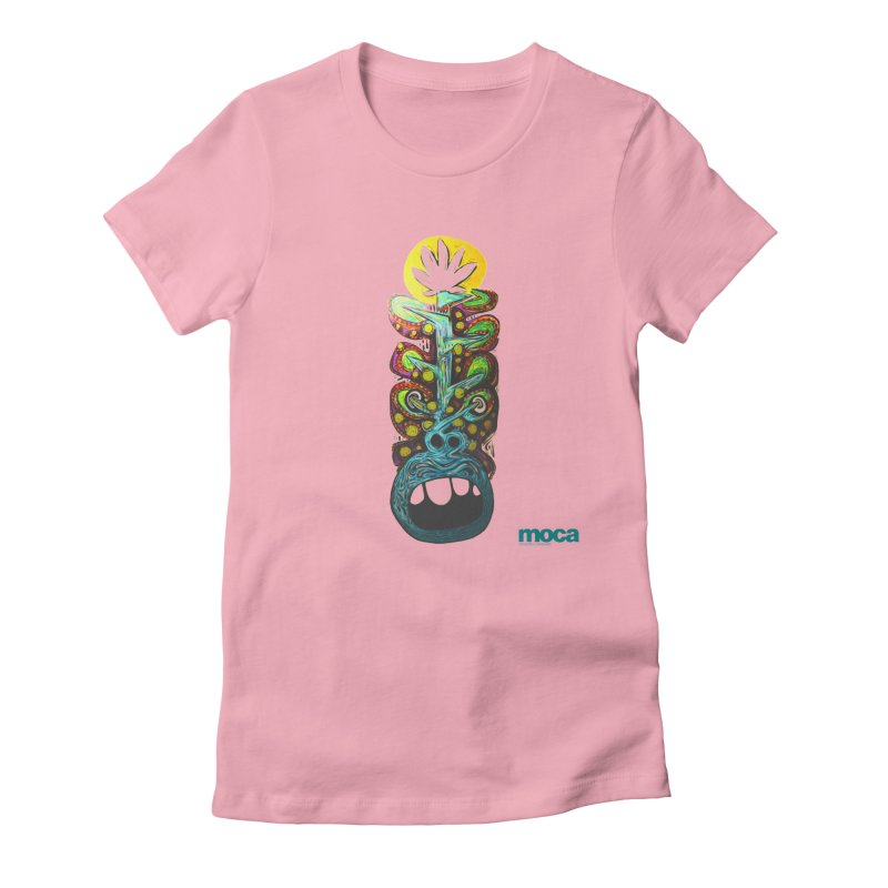 Pat Kneer Women's Fitted T-Shirt by MOCA