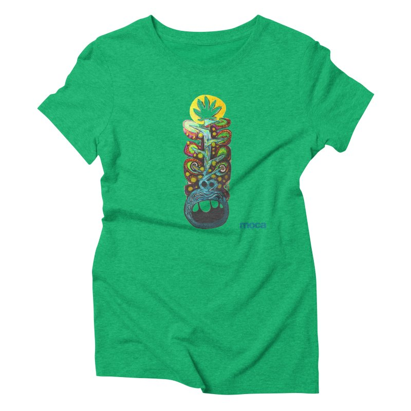 Pat Kneer Women's Triblend T-Shirt by MOCAshop's Artist Shop