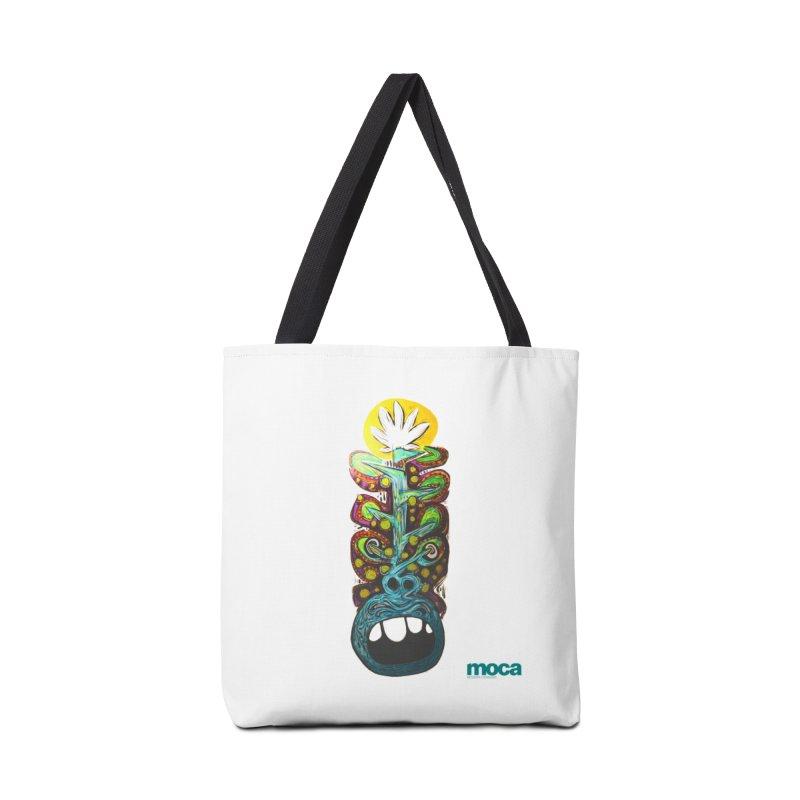 Pat Kneer Accessories Bag by MOCAshop's Artist Shop
