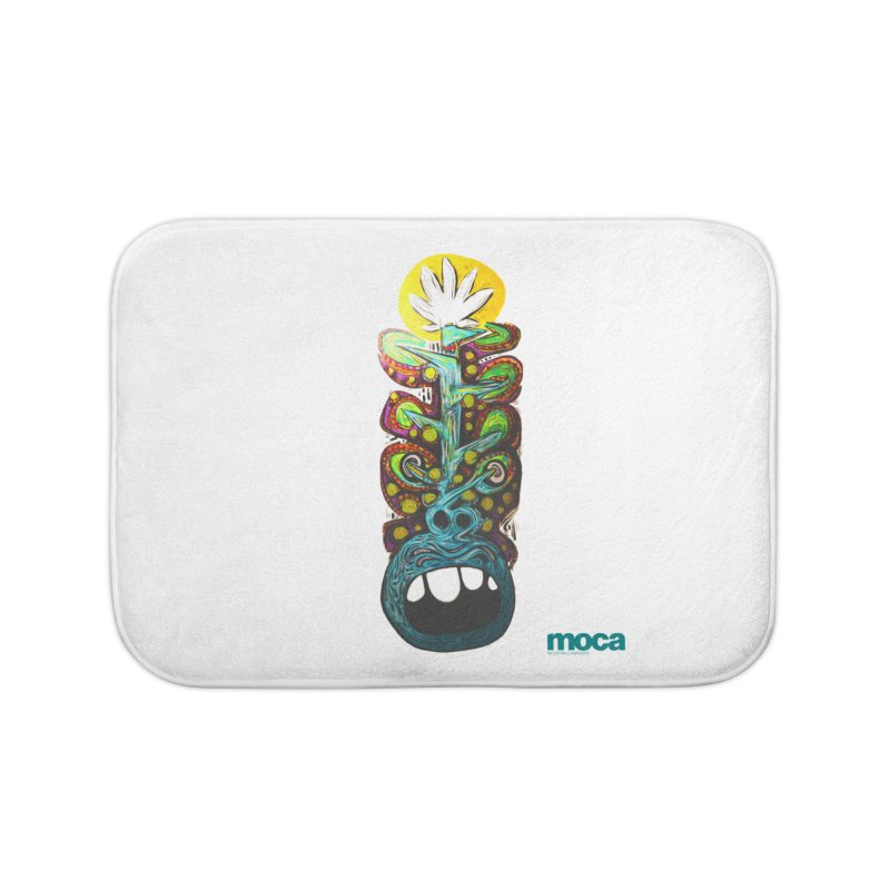 Pat Kneer Home Bath Mat by MOCAshop's Artist Shop