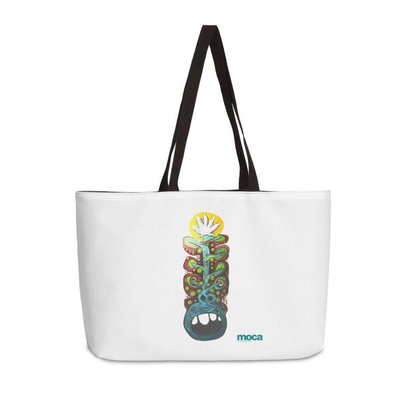 Pat Kneer Accessories Weekender Bag Bag by MOCA
