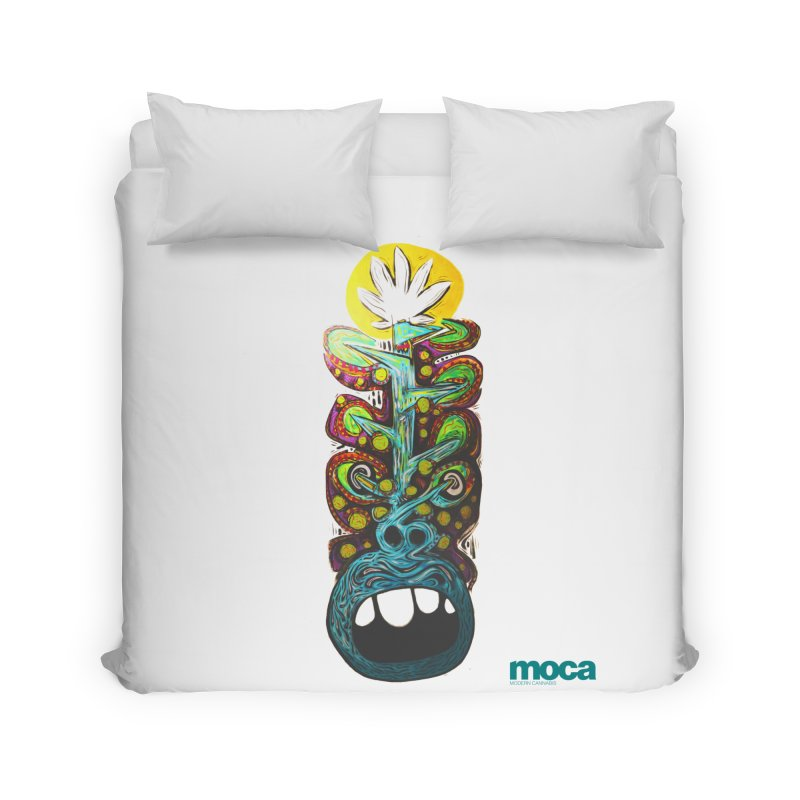 Pat Kneer Home Duvet by MOCAshop's Artist Shop