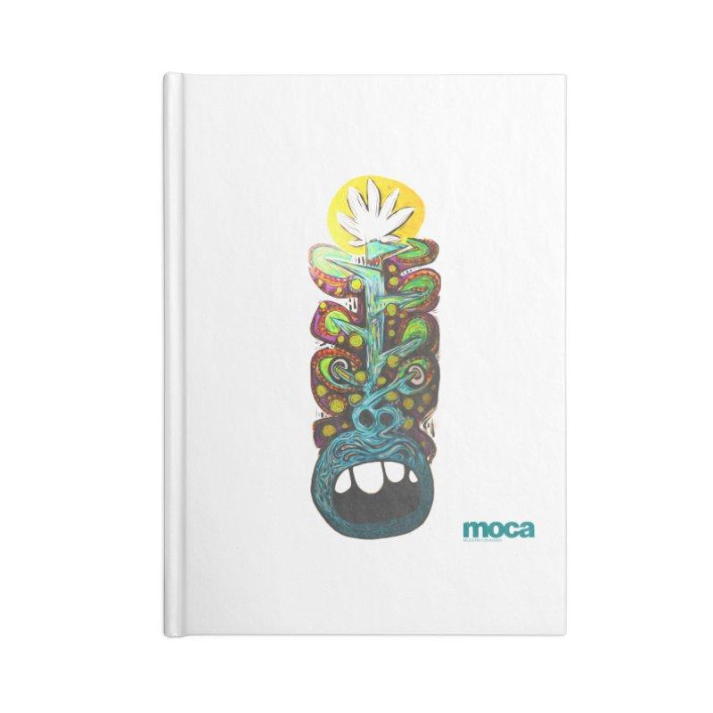 Pat Kneer Accessories Notebook by MOCAshop's Artist Shop