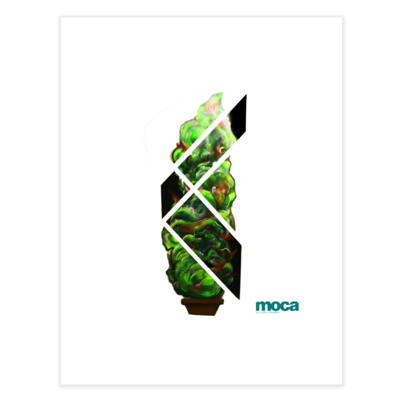 Pure Kreation Home Fine Art Print by MOCA